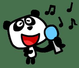 Pandamime sticker #671985