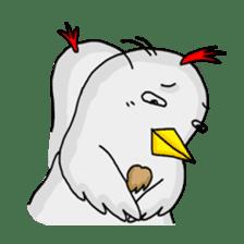 Mr. Chicken sticker #672478