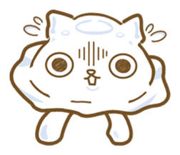 Jellyfish  Cat sticker #673195