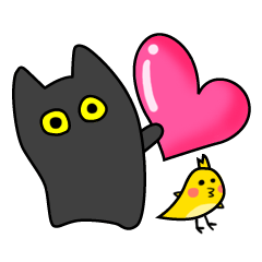 Black cat Nyarasu