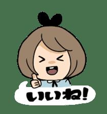 NEO-FUTURE/GIRLS sticker #673767