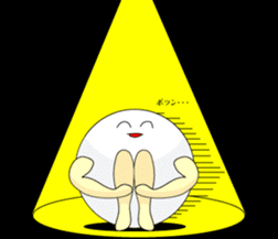 ShiratamaSticker sticker #673891