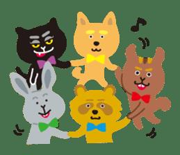 Animal Kingdom sticker #674326