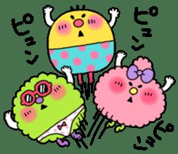 Candy Monmon sticker #674627