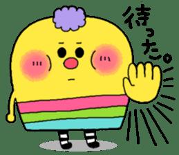 Candy Monmon sticker #674630