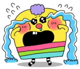 Candy Monmon sticker #674644