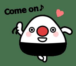 ONIGIRI8 sticker #676788