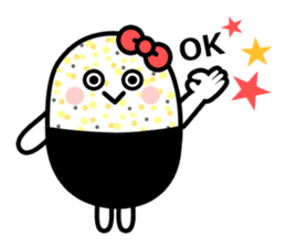 ONIGIRI8 sticker #676801
