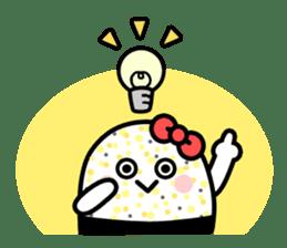 ONIGIRI8 sticker #676804