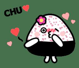 ONIGIRI8 sticker #676806