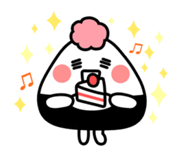 ONIGIRI8 sticker #676813