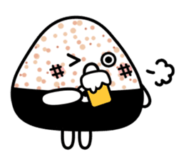 ONIGIRI8 sticker #676817
