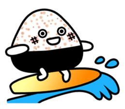 ONIGIRI8 sticker #676819