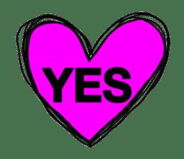 St. Valentine's day sticker #678150