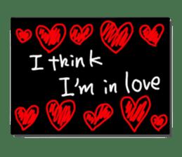 St. Valentine's day sticker #678157