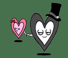 St. Valentine's day sticker #678170