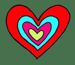 St. Valentine's day sticker #678176