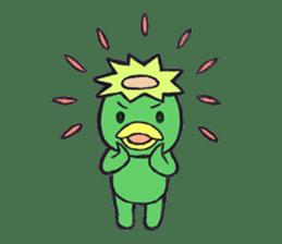 PomPori Kappa sticker #679747