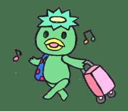 PomPori Kappa sticker #679749