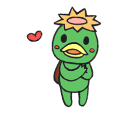 PomPori Kappa sticker #679750