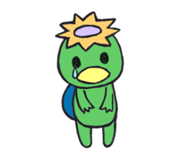 PomPori Kappa sticker #679752