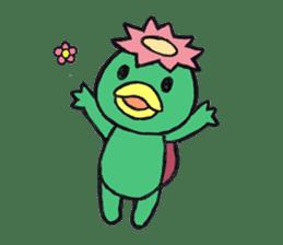 PomPori Kappa sticker #679753