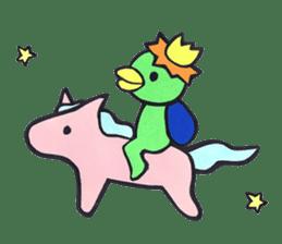 PomPori Kappa sticker #679754