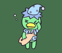 PomPori Kappa sticker #679758