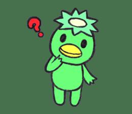 PomPori Kappa sticker #679763