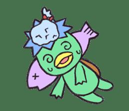PomPori Kappa sticker #679770