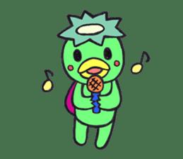 PomPori Kappa sticker #679773