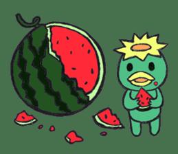 PomPori Kappa sticker #679775