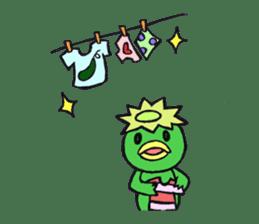 PomPori Kappa sticker #679778