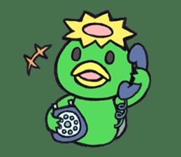 PomPori Kappa sticker #679781