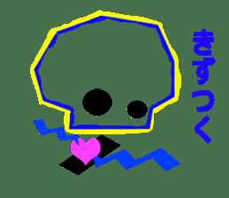 Squelette kun sticker #679795