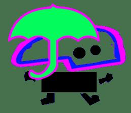 Squelette kun sticker #679818