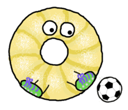 Sweet Donuts! sticker #681035