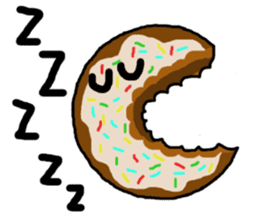 Sweet Donuts! sticker #681037