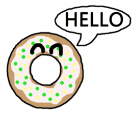 Sweet Donuts! sticker #681038