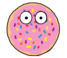 Sweet Donuts! sticker #681046