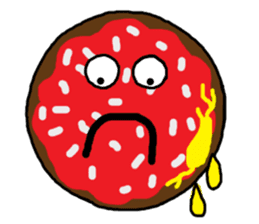 Sweet Donuts! sticker #681056