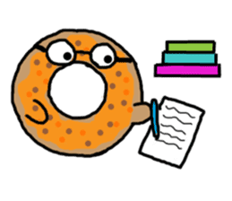Sweet Donuts! sticker #681060