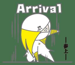 PICCOLO -English Ver- sticker #681907