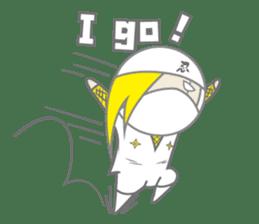 PICCOLO -English Ver- sticker #681909