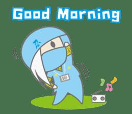 PICCOLO -English Ver- sticker #681924