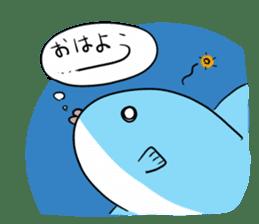 manbou-san sticker #682027