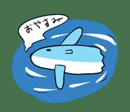 manbou-san sticker #682028