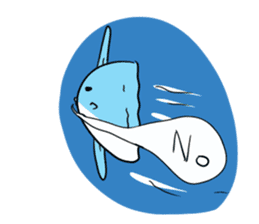 manbou-san sticker #682030