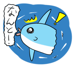 manbou-san sticker #682031