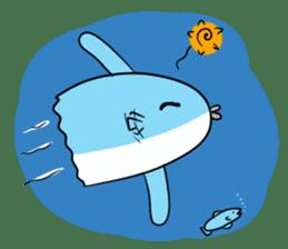 manbou-san sticker #682032